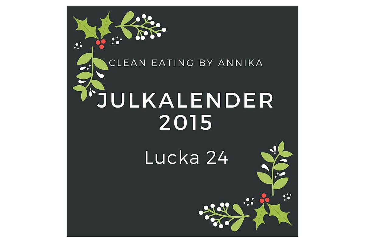 CEA julkalender 2015 – lucka 24