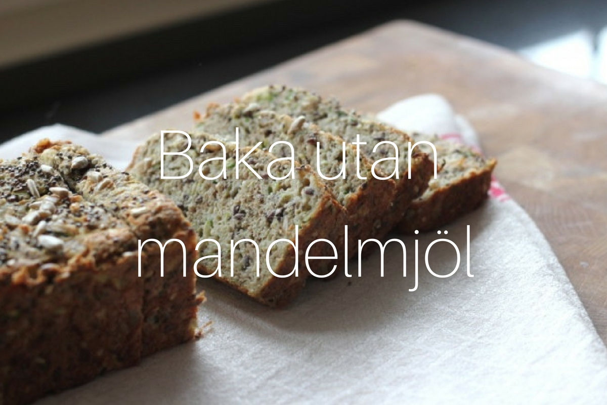 lchf bröd utan mandelmjöl