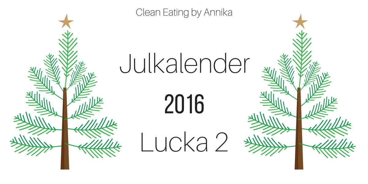CEA julkalender 2016 – lucka 2