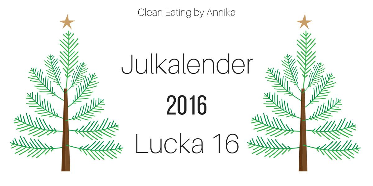 CEA julkalender 2016 – lucka 16