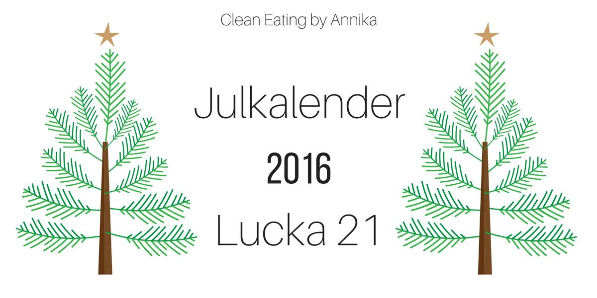 CEA julkalender 2016 – lucka 21