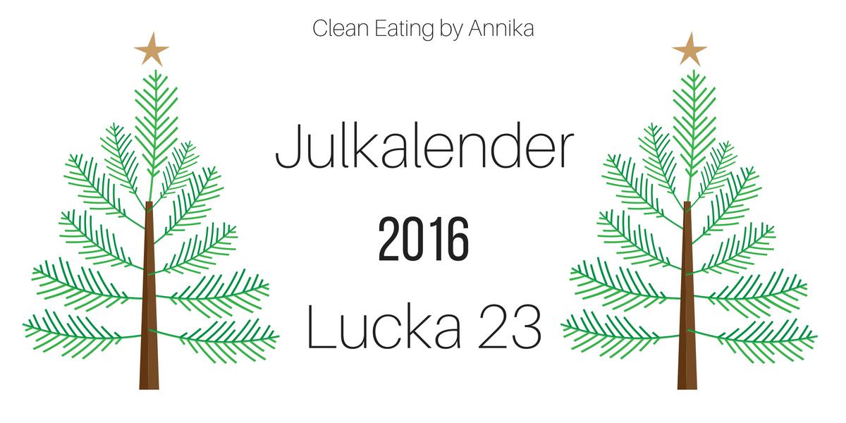 CEA julkalender 2016 – lucka 23