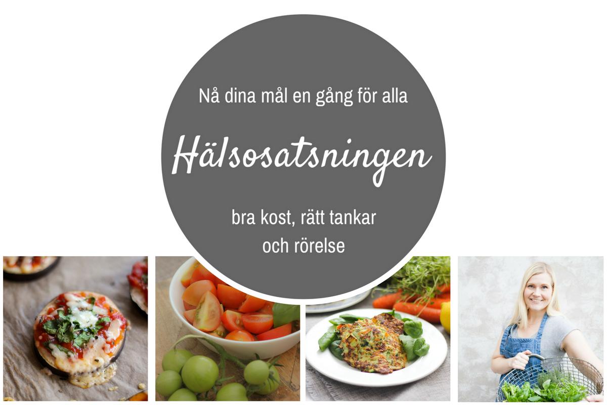 Ny omgång av Hälsosatsningen – 30/1