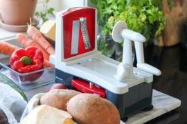 Grönsakssvarv – gör nudlar av dina grönsaker