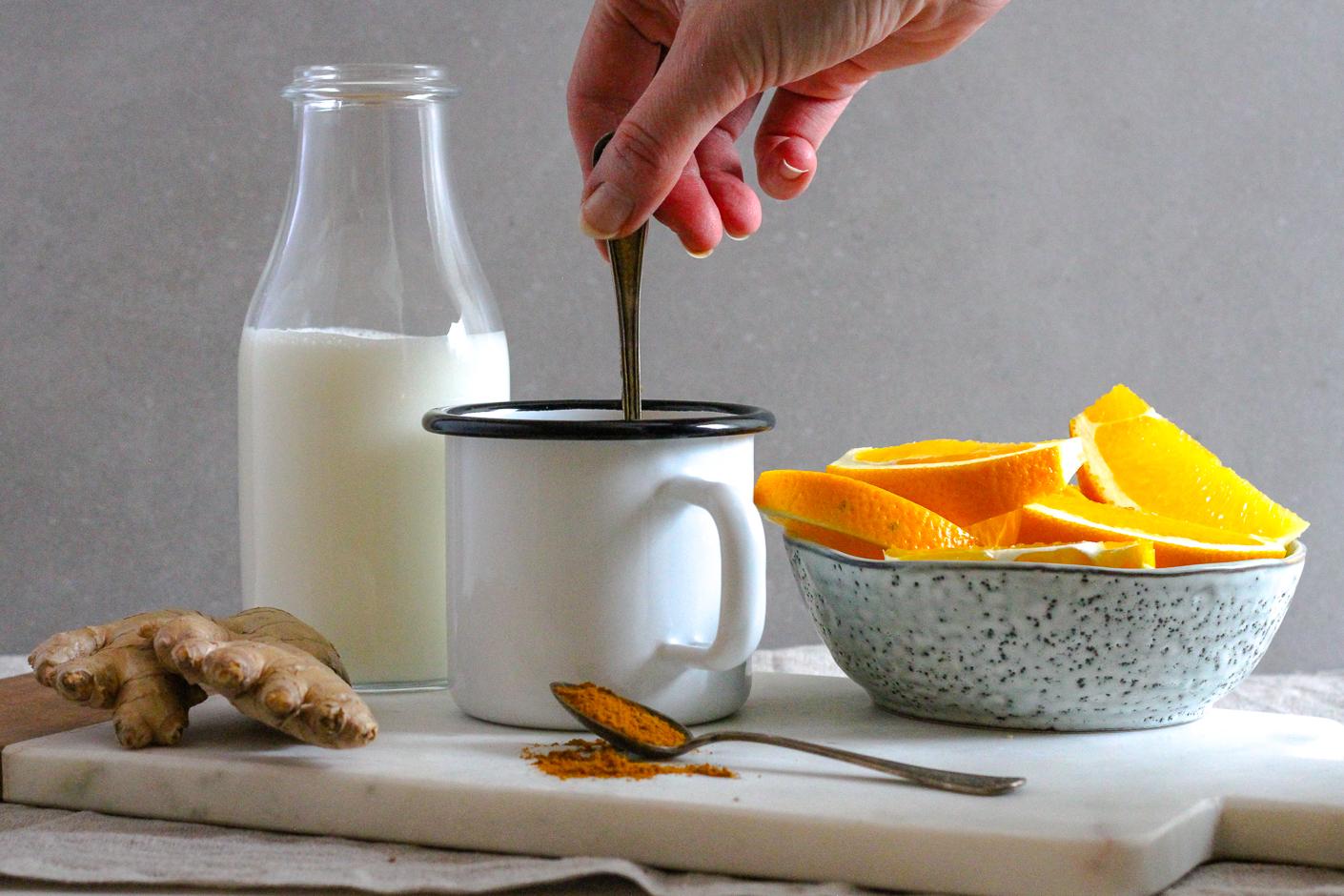 Anti-inflammatorisk varm choklad - lchf, paleo