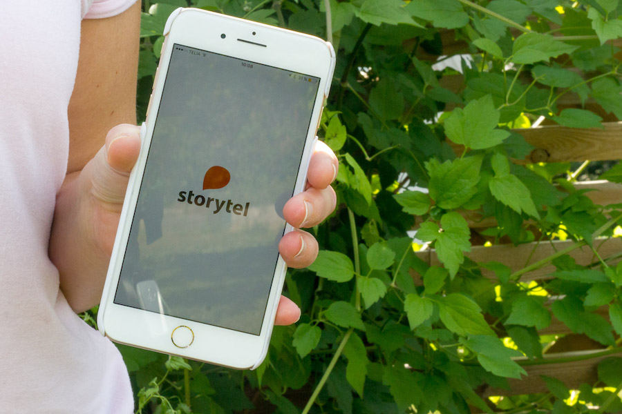 storytel gratis månad erbjudande