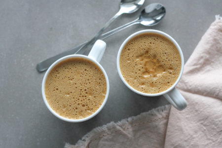 kaffe kollagen mct kokosolja