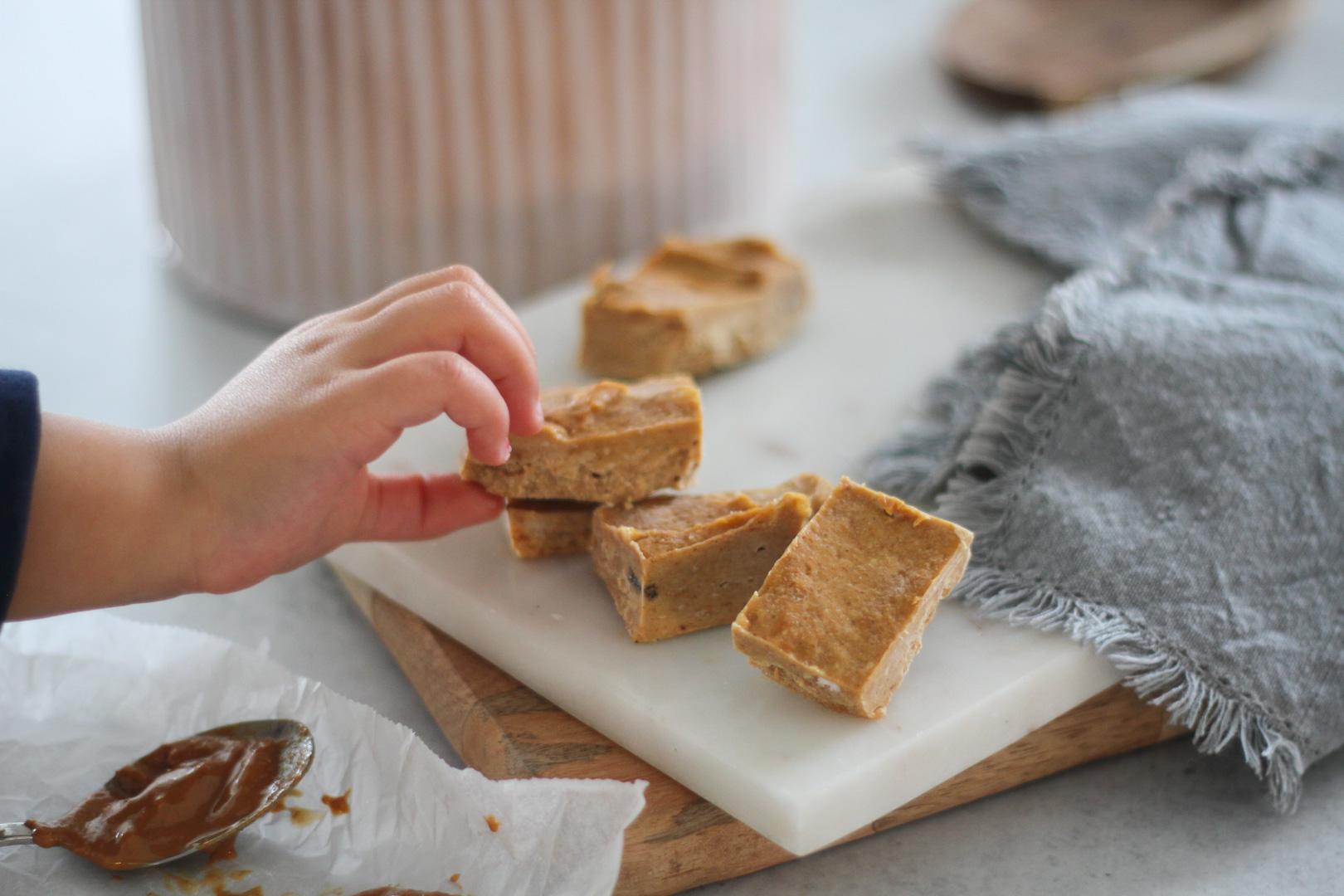 nyttig fudge sockerfri mjölkfri