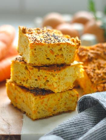 glutenfritt bröd kikärtor morot