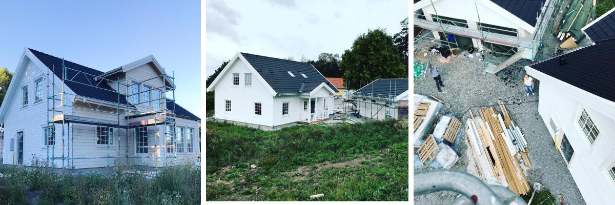 husbygge kungshus