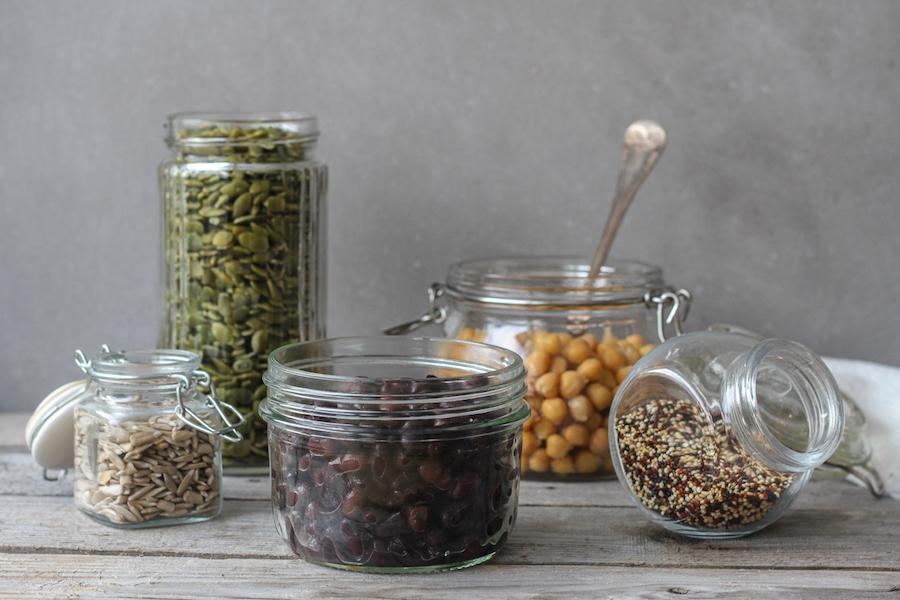 quinoa fullvärdigt protein