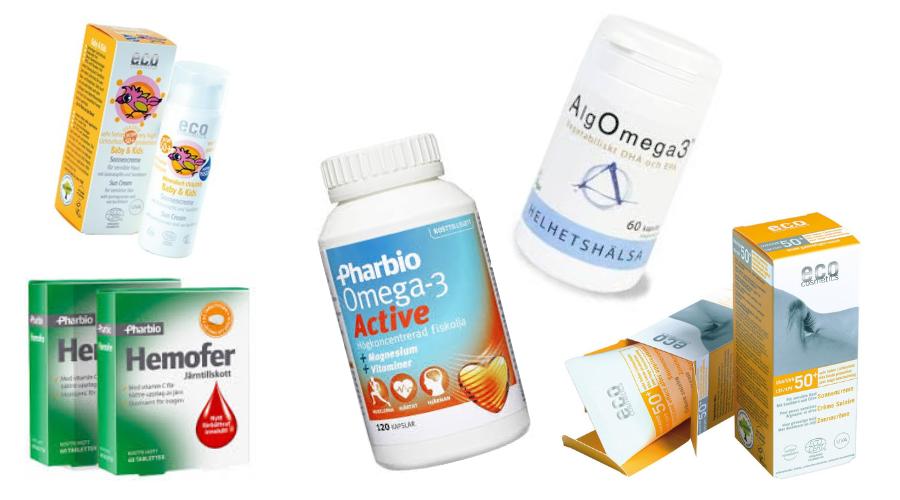 Kosttillskott upp till 25 % denna vecka hos Bodystore