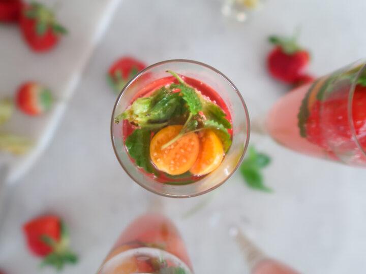 kombucha nyårsdrink antiinflammatorisk drink