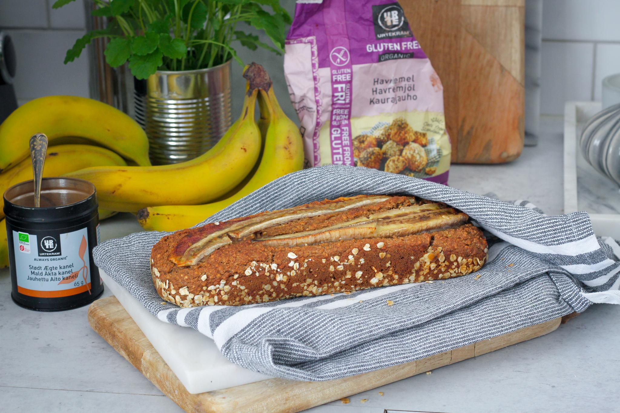 bananbröd glutenfritt veganskt