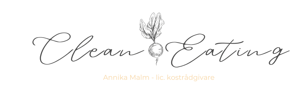 header Clean eating by annika
