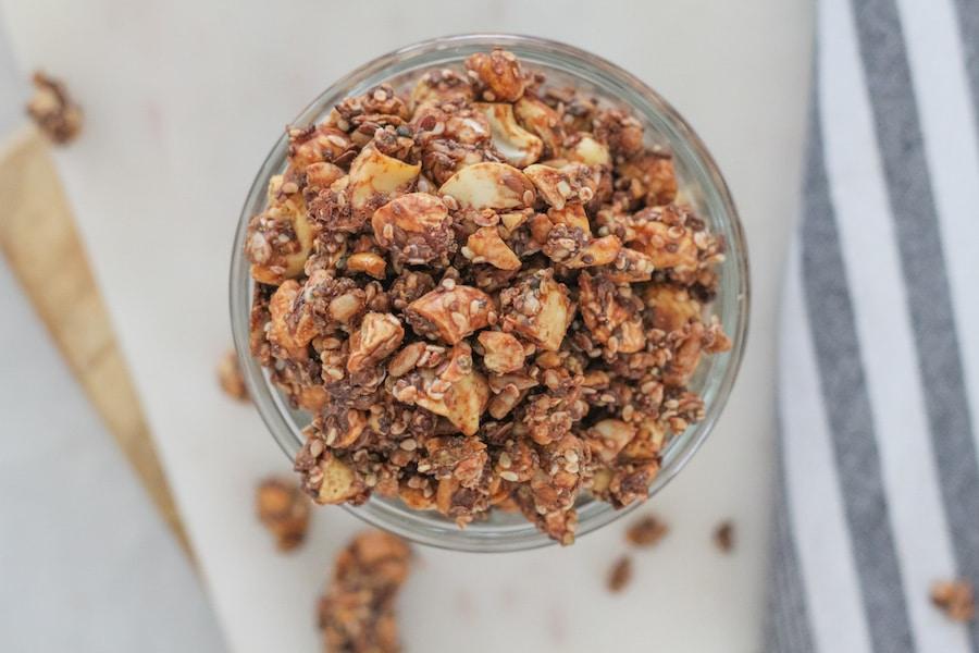 granola kakao
